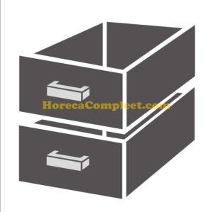 LADENBLOK 1/2 MONOBLOCK SOFT CLOSING (7489.0522)