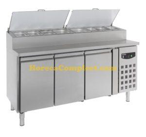 COMBISTEEL SALADETTE 3 DEUREN 8x1/3GN PAN (7450.0104)