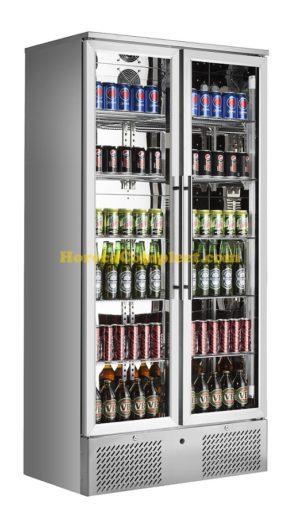 COMBISTEEL BARKOELER HOOG 458 L RVS (7455.1360)