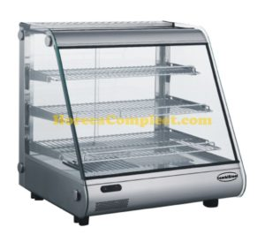 COMBISTEEL WARMHOUDVITRINE 130L (7487.0090)