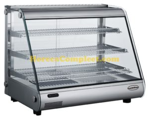 COMBISTEEL WARMHOUDVITRINE 160L (7487.0095)