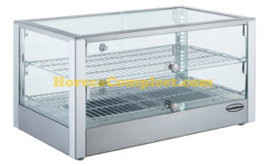 COMBISTEEL WARMHOUDVITRINE 80L (7487.0130)