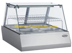COMBISTEEL WARMHOUDVITRINE 110L (7487.0150)