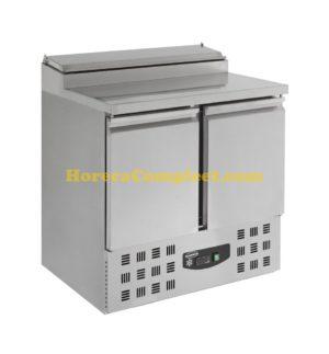 COMBISTEEL SALADETTE 2 DEUREN 5x1/6GN PAN (7950.0095)