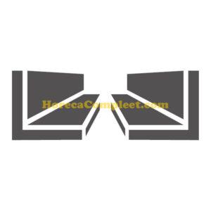 GELEIDERSETS TBV 7450.1205/1210 (7451.0240)