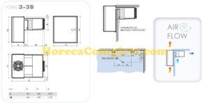 COMBISTEEL WANDUNIT INHANG VRIES 12,36-18 M3 Pro Line (7492.0035)